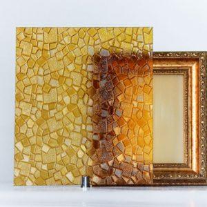 Мозайка желтая