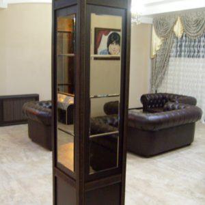 Зеркальная плитка для интерьера